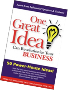 one-great-idea