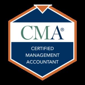 IMA CMA Certification Badge